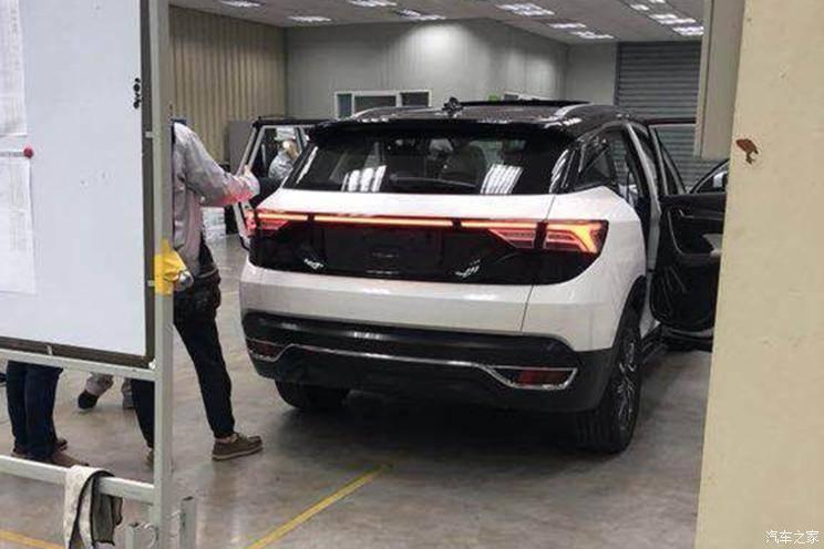 2021年,两辆新车被推出,以展示东风沈峰的新产品计划