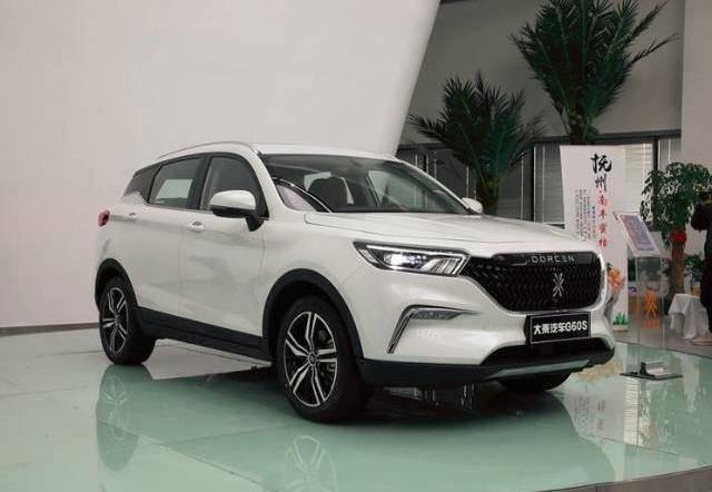 原国产自主新款SUV发布,价值超过H6