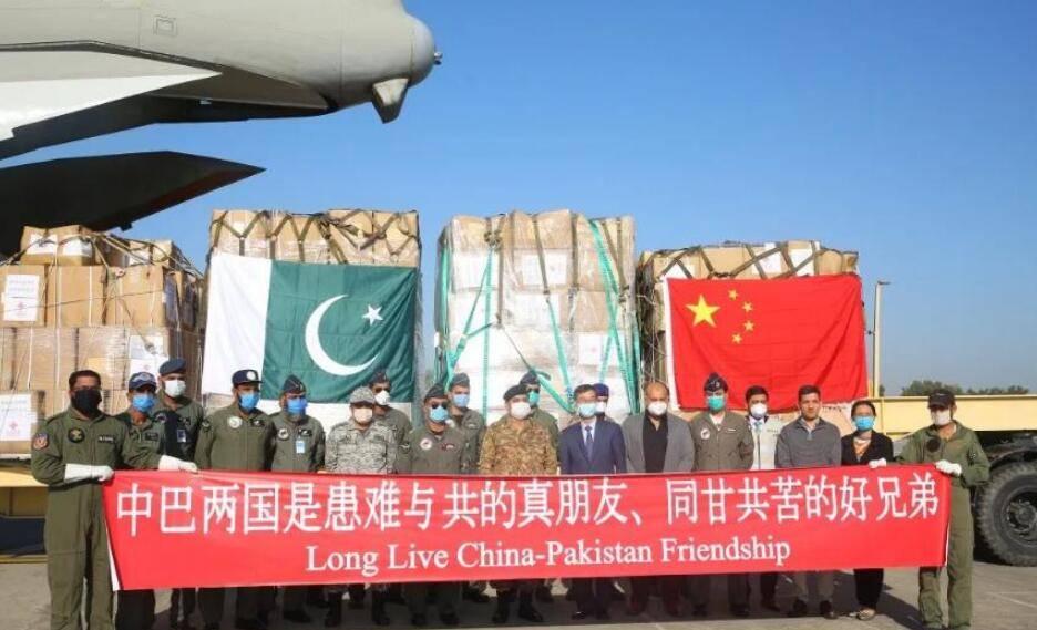 """""""亚博APP买球"""" 再次盛赞中国 伊姆兰·汗:中国的资助让巴基斯坦控制了疫情(图2)"""