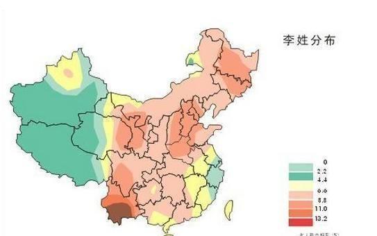广西姓氏人口_广西人口分布图