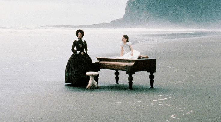 《钢琴课》:她三观不正,她崇尚自由精神
