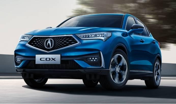 高性能运动型多功能车中的极品让你重新认识讴歌CDX