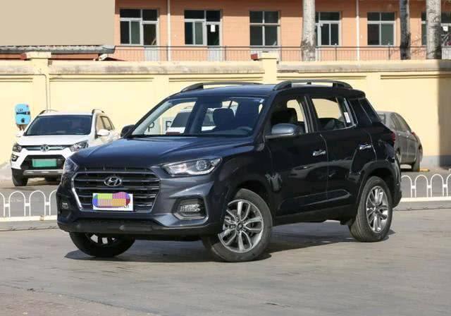 最初的合资运动型多功能车在中国已售出100万元,参赛款为11.99万元,H6是一个强有力的竞争对手