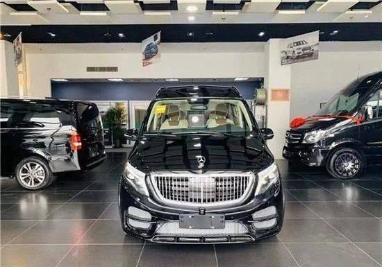 2020奔驰V250商用房车实拍改装价格
