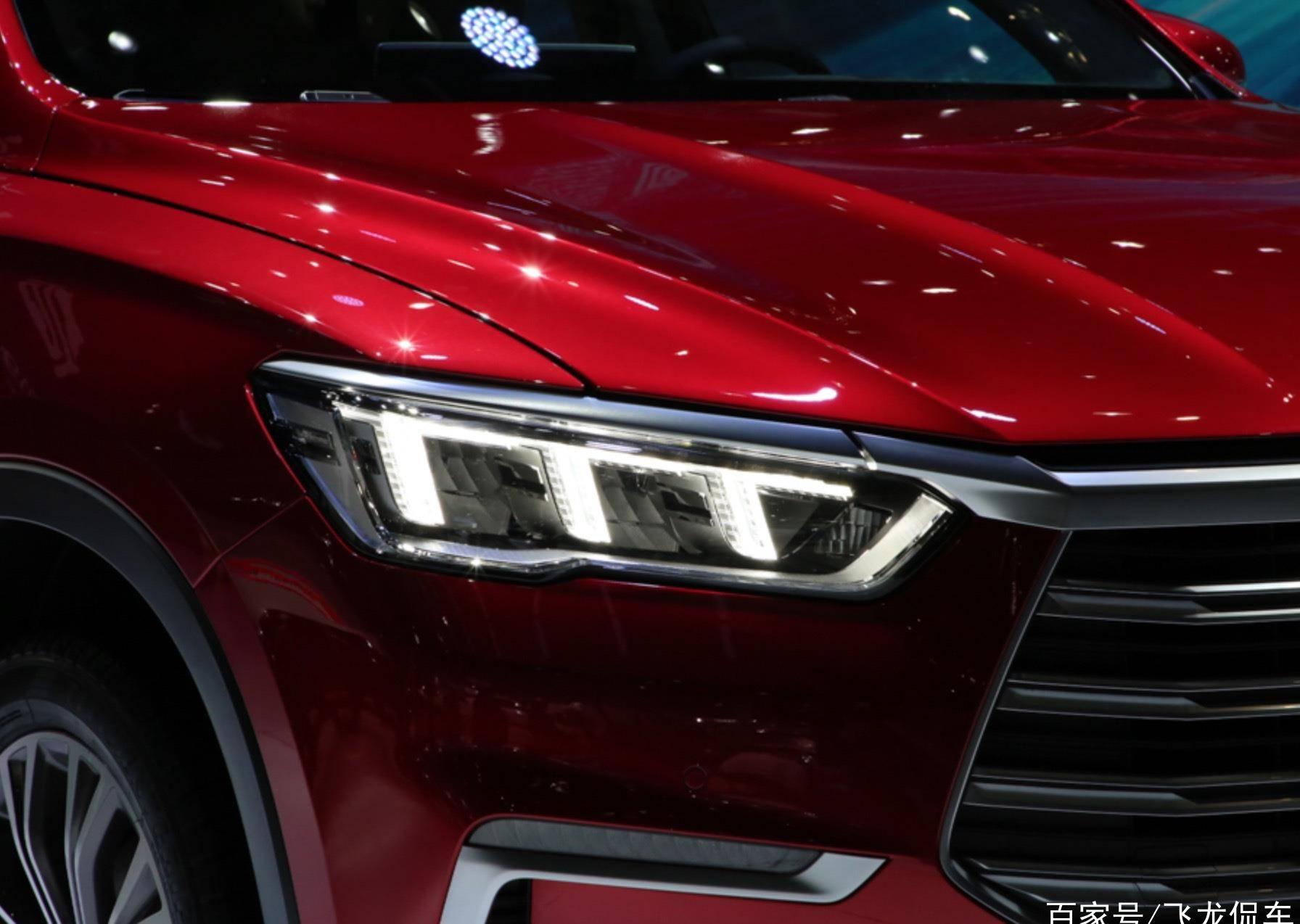 原国产SUV新标杆,搭载1.5T全铝发动机,车内静如图书馆,89800起