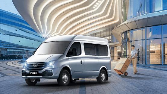 2021年SAIC大通MAXUS V80 PLUS从12.98万元开始发售