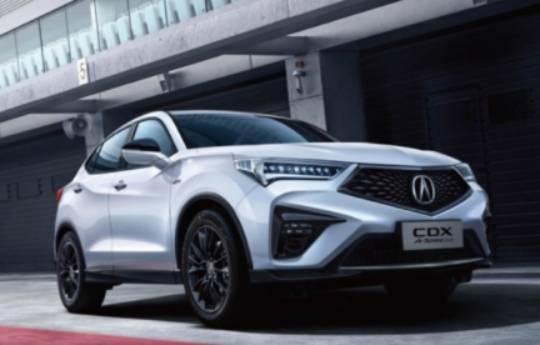超过20万辆豪华车,新的讴歌CDX不仅值得启动