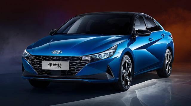 第七代伊兰特成为韩国车唯一的品牌,Sylphy在伊兰特面前真的不强