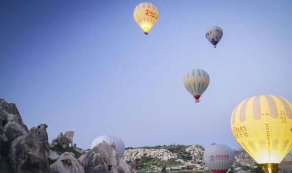 土耳其热气球之旅,被美国国家地理杂志评为十大地球美景之一!iy3