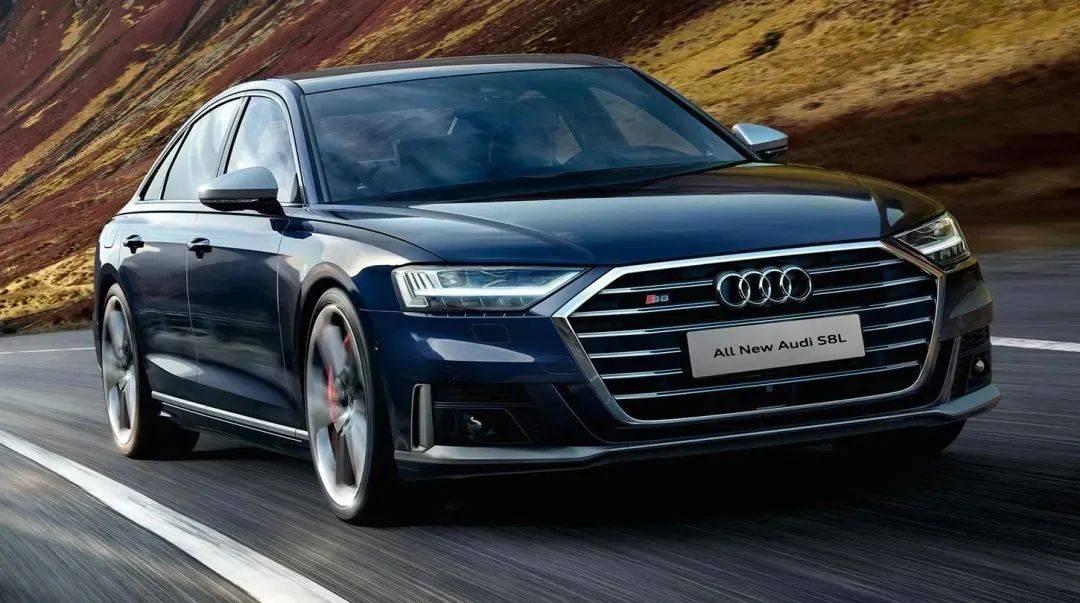 轴距首次延长至3128 mm,新款奥迪S8L在国内上市售价207.68万