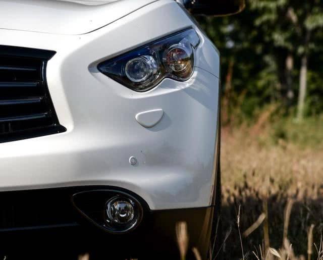 原装六缸英国菲尼迪QX70,品牌豪华不输BBA,原装运动型SUV