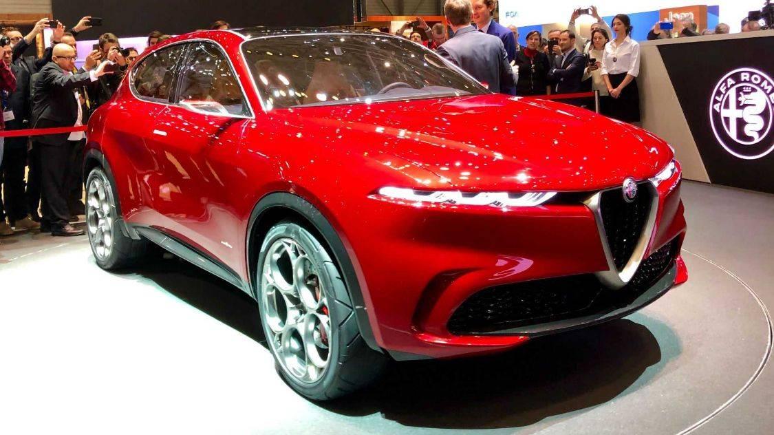 这是一个很好的配合,但新的紧凑型SUV-阿尔法罗密欧托纳莱