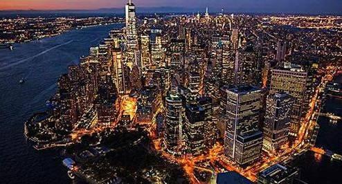 """世界一线城市最新""""排名"""",印度比日本多,中国和美国有差距吗?"""