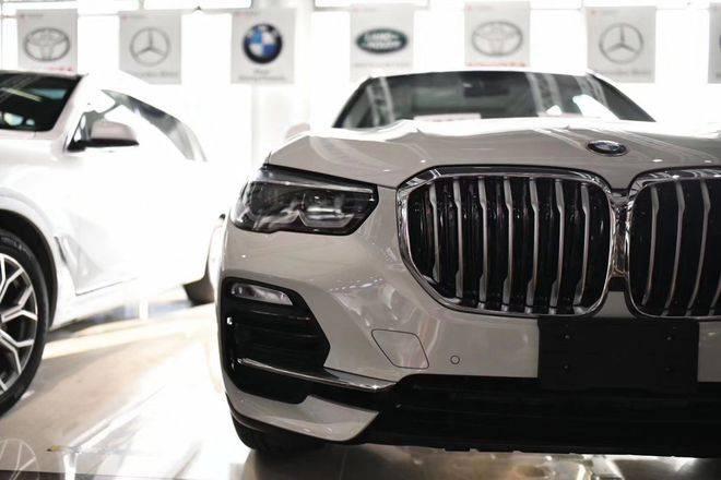 宝马X5M运动型加SUV直接推广全国双肾进气格栅