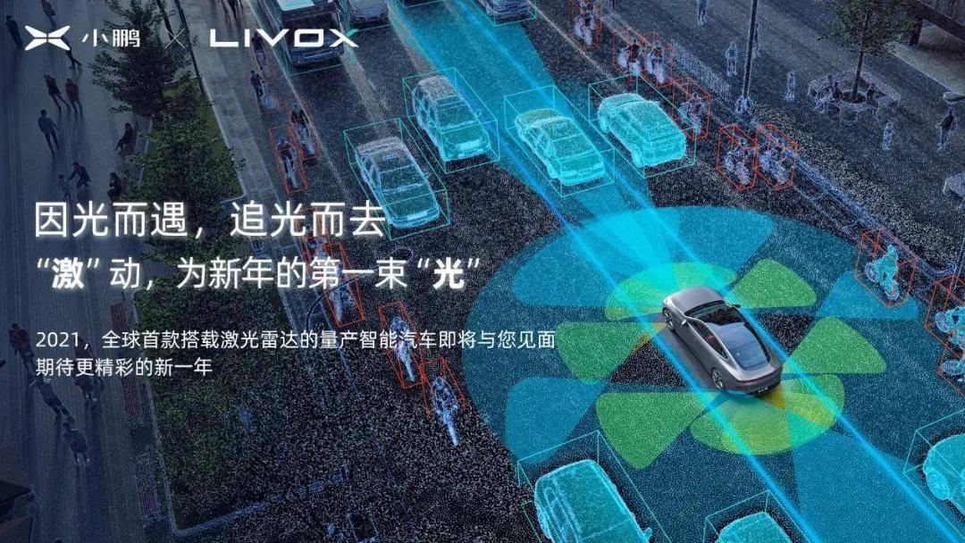 强强联合下,激光雷达量产上车元年即将到来?