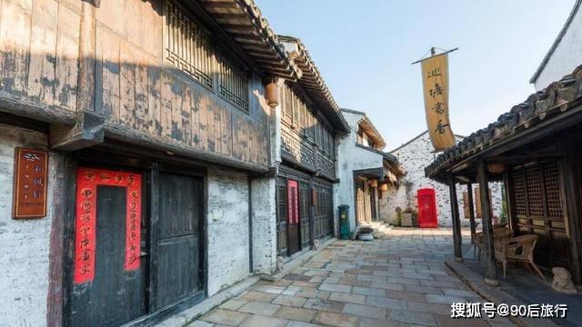 江苏被遗忘的古镇:因三面环水而得名,免费开放却鲜为人知