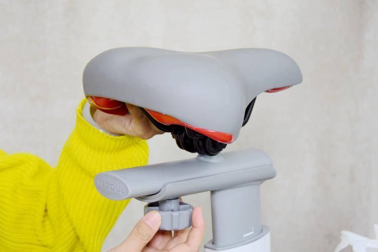新年剁手了野小兽S1健身车,占地0.5平方,享受骑行有氧燃脂
