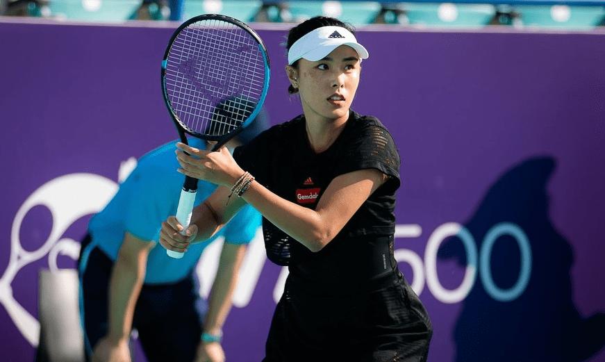 2021赛季女子网球WTA500系列阿布扎比站拉开战幕