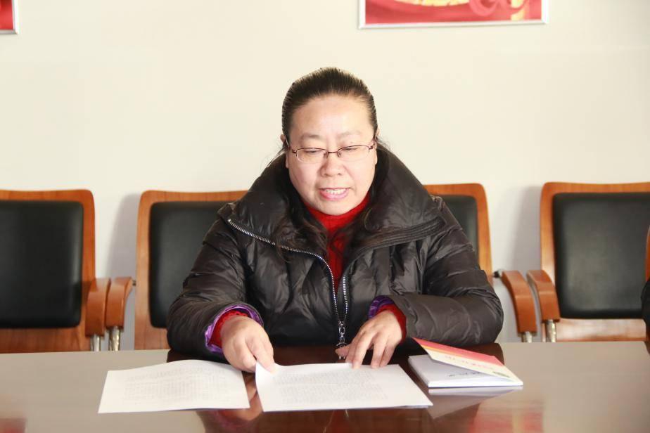 濮阳市第八中学迎来南乐县考察团  第5张