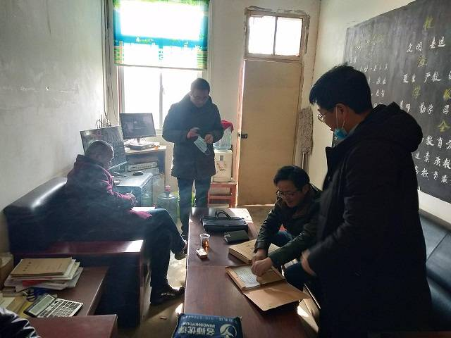湖北省宜城市刘猴教育总支考评李垱片小学支部党建工作