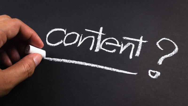 創建5個新網站內容的專業技巧