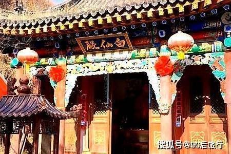 发现山西:五台山发现一座狐仙庙,庙内供奉着狐仙,就是塑像吓人  第3张