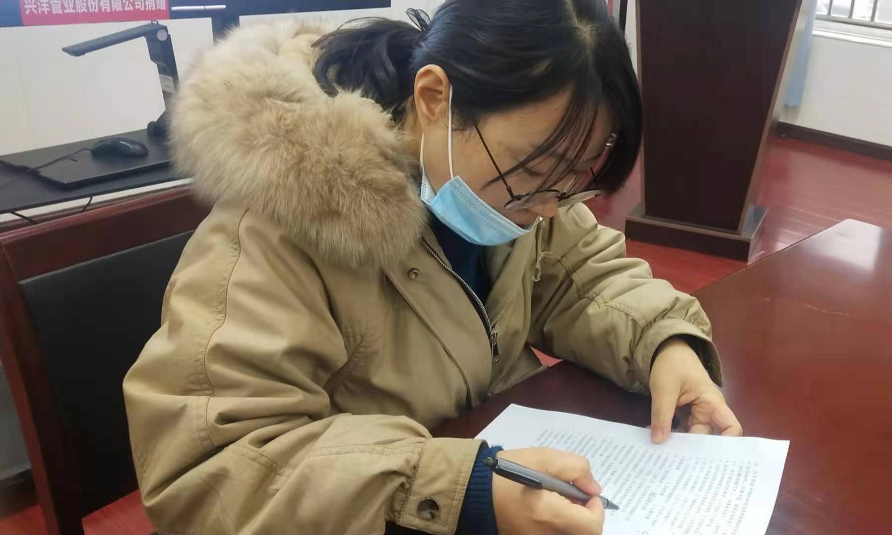 广洋湖镇中心幼儿园:疫情防控 我们在行动  第4张