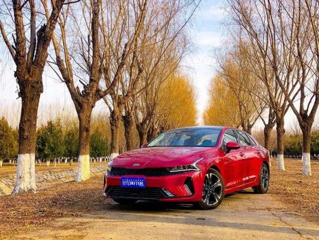 """原厂试驾,起亚K5开库最高价不到21万,智联的驾驶性能和外观一样""""好看"""""""