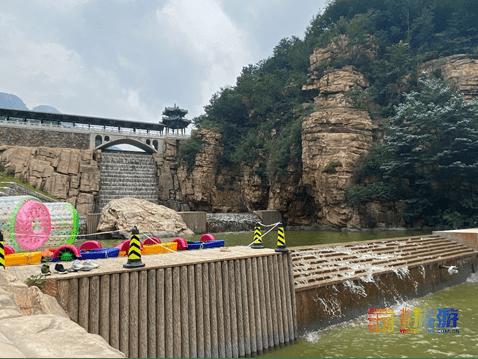 平谷这个绿水青山游玩地,可采摘,可戏水,还可以玩山地滑车!