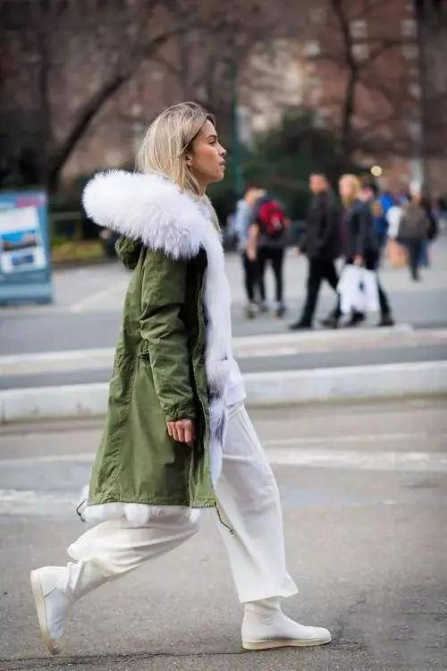 羽绒服才是冬天的扛把子,今年流行的是这4件,怎么穿都不怕冷