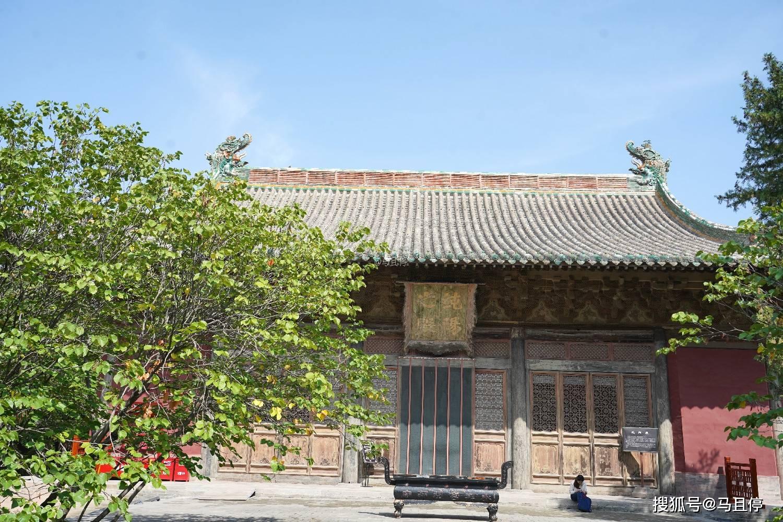 山西古城那么多,这个低调城市最让我惊喜,藏着4个国家重点保护文物  第3张