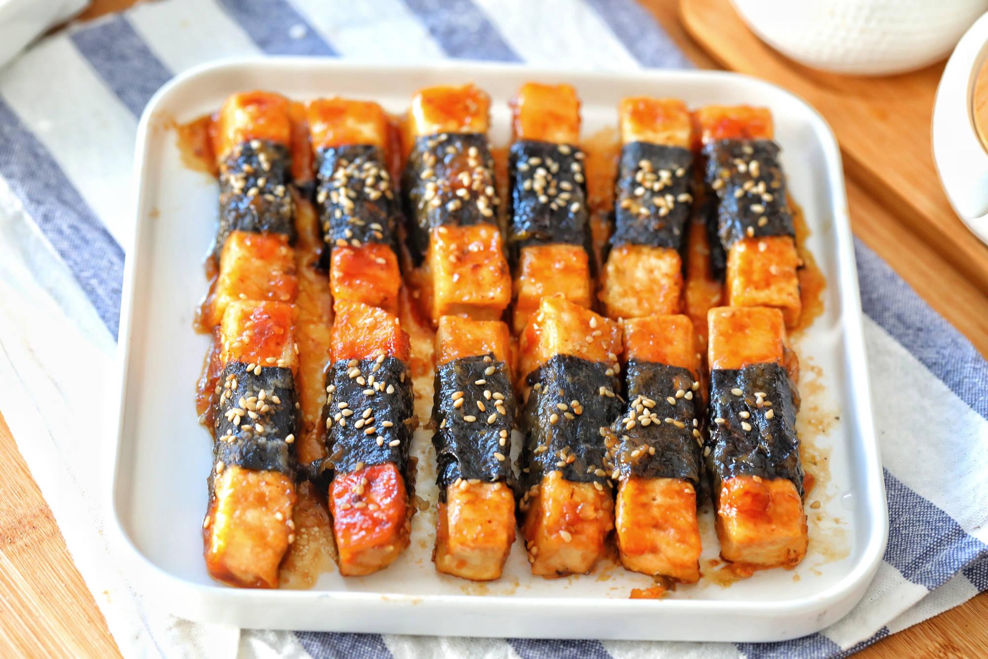 豆腐新吃法,比麻婆豆腐好吃多了赢咖4娱乐注册,软糯鲜香,好吃入味,味道超赞