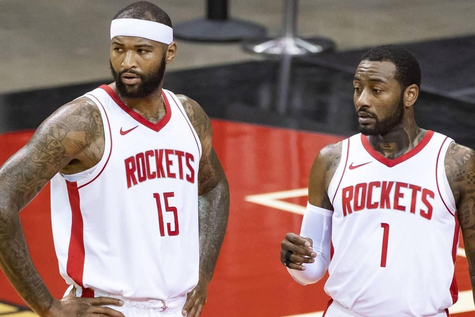 原创             NBA明日预告!勇士冲击前4,火箭迎战湖人,100%先生带伤出战!
