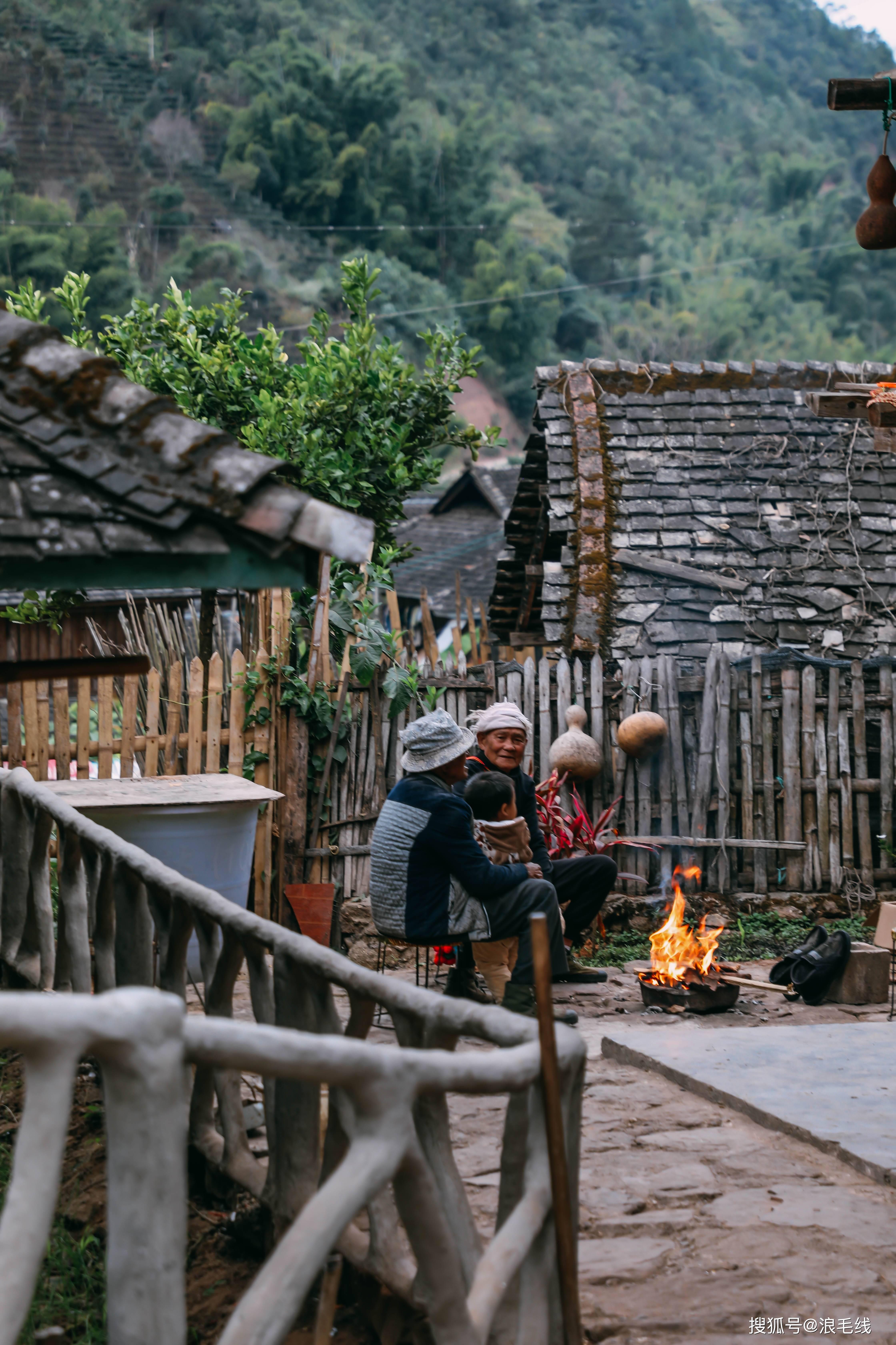 普洱老达保:在音乐注入灵魂的村寨,体验最淳朴的民族风情