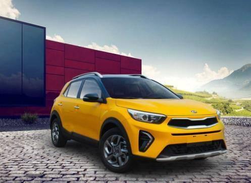 原厂起亚想通了,推6.98万小轿车,起停和自动空调标配,买飞度?