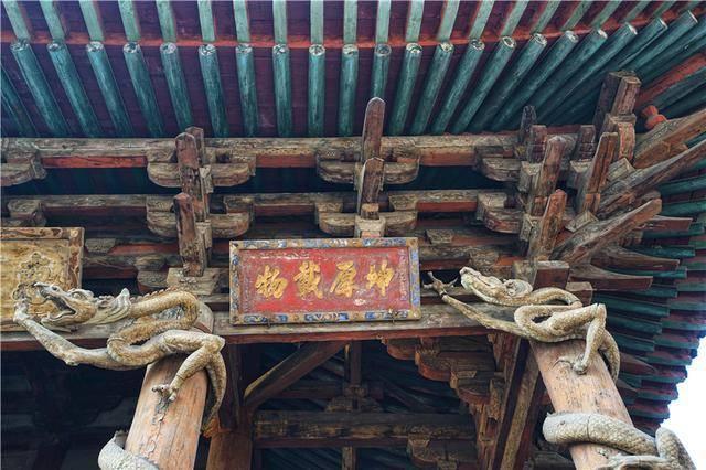 中国最早的皇家园林在太原,山西的简称也因为这里而得名  第9张