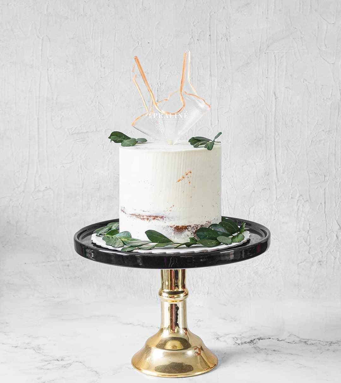 食用花、方形结构、客制化甜点….,2021年6大婚礼蛋糕趋势解析
