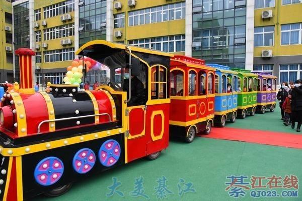 綦江新城一幼儿园开园啦~可容纳更多小朋友!  第4张