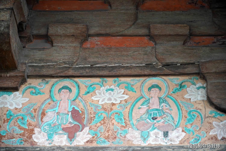 山西平遥有个冷门寺庙,比灵隐寺小众太多,还可看到1000多年的建筑  第9张