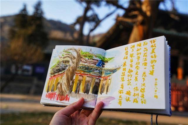 中国最早的皇家园林在太原,山西的简称也因为这里而得名  第13张
