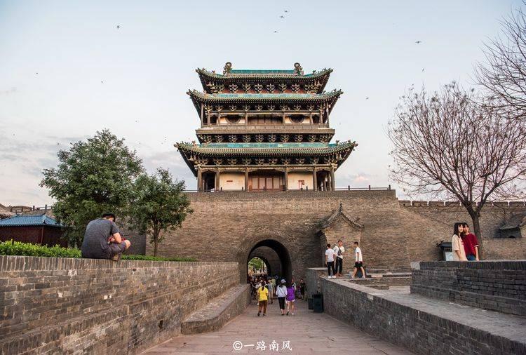 山西第一古城,热度直逼西湖故宫,整座都是世界遗产  第2张