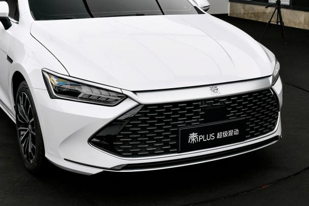 原挑战燃油车,比亚迪秦PLUS DM-i预售107,800