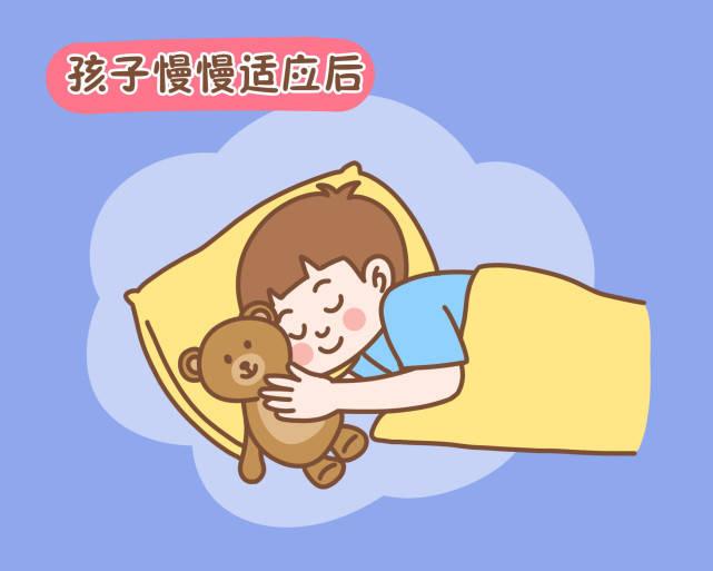 """孩子多大适合""""分房睡""""?决定因素不是年龄,这几个阶段是关键  第6张"""