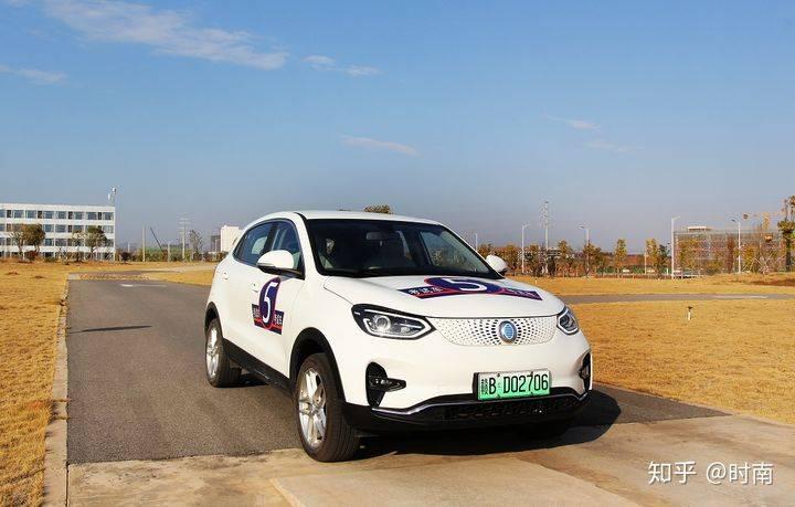 驾驶新能源测试车,郭志军GX5新能源汽车被选为漳州试驾新车型