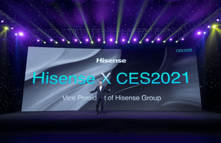 """原创             海信发力画质与应用""""双赛道"""",2021将以领先技术持续领跑"""