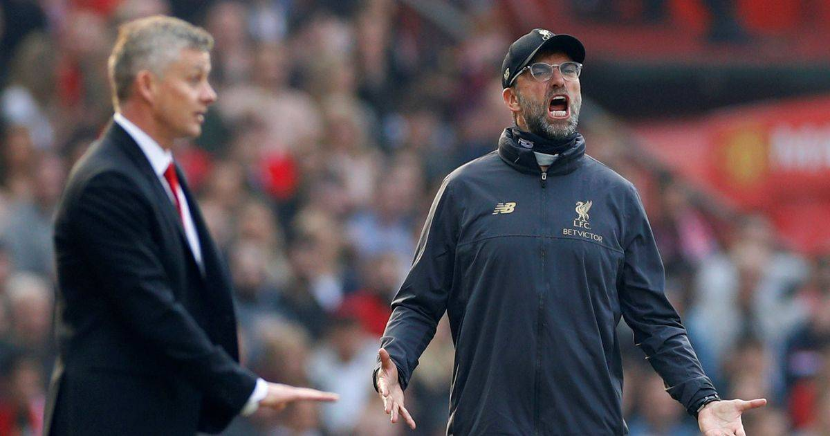 原创             英超一定律预示曼联夺冠有望,至少可拿亚军!索帅期待利物浦考验