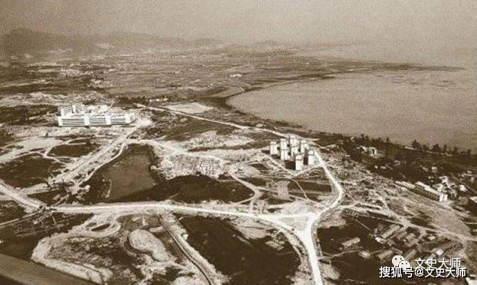 什么叫沧海桑田?看看上个世纪深圳的样子,你就有深刻体会