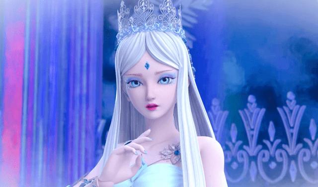 《精灵梦叶罗丽》冰公主外号盘点:第三个外号反差萌专属一人