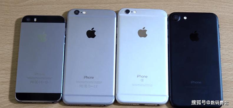 iPhone 13或改名12s,看看历代机型详细分析就懂了