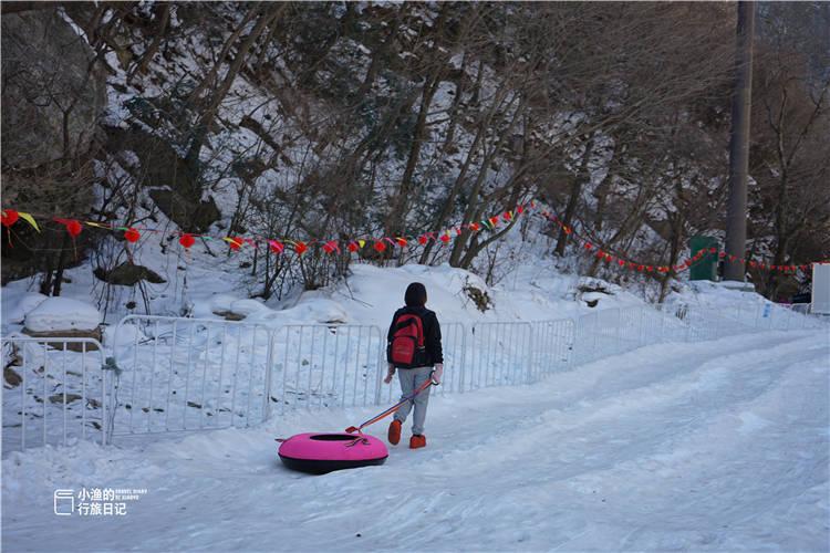 滑雪、玩雪、看地质奇观,老西安最爱的秦岭山,藏着太多冬趣